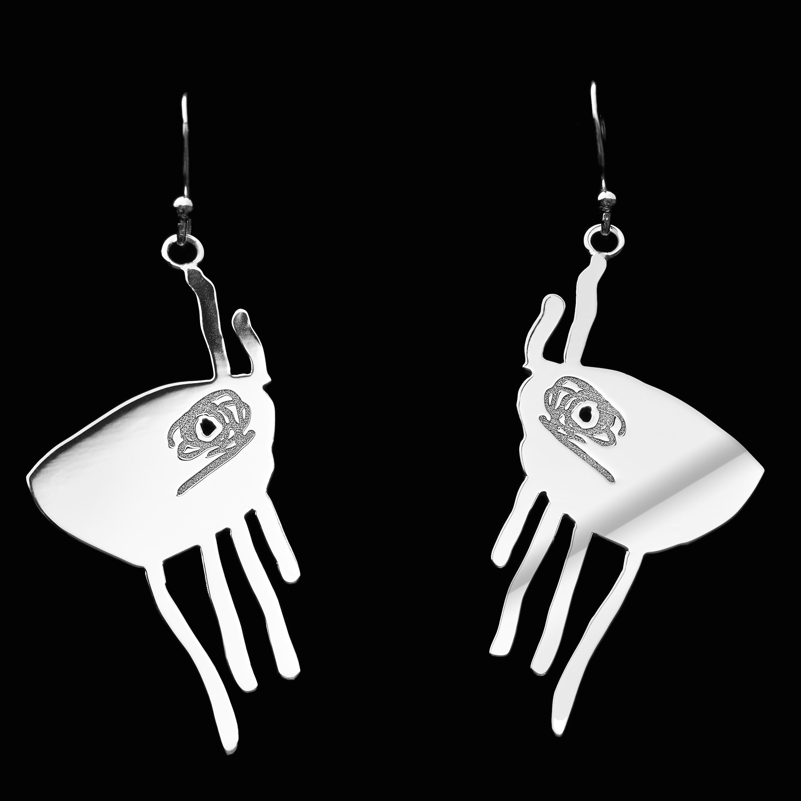 küpe / earrings