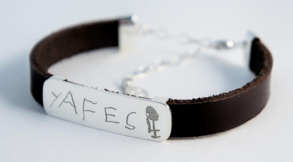 Tasarim Takarim – leather bracelet