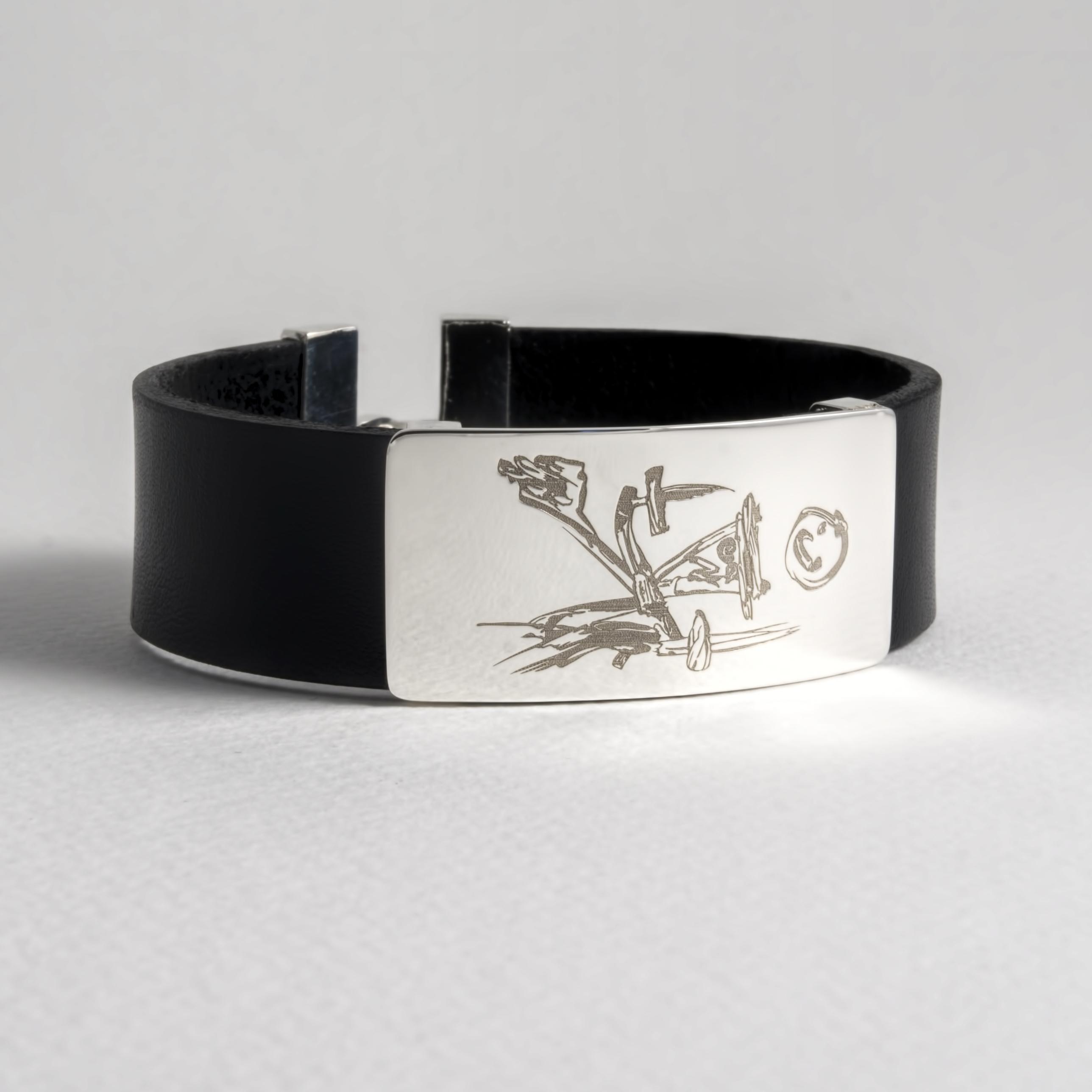 deri bileklik 2.2 / leather bracelet 2.2