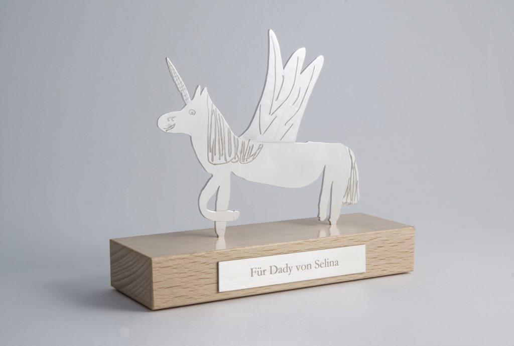 masa üstü heykelciği / table top sculpture Antje-Dirlam-Szuran