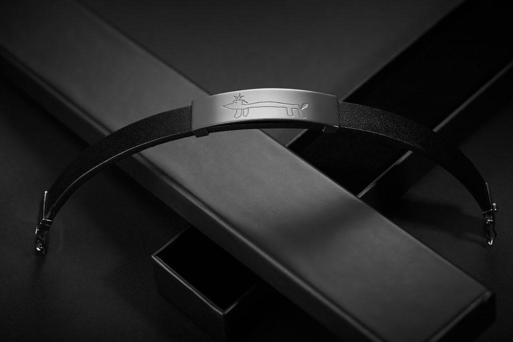 black-rhodium-platesd-silver-leather-bracelet